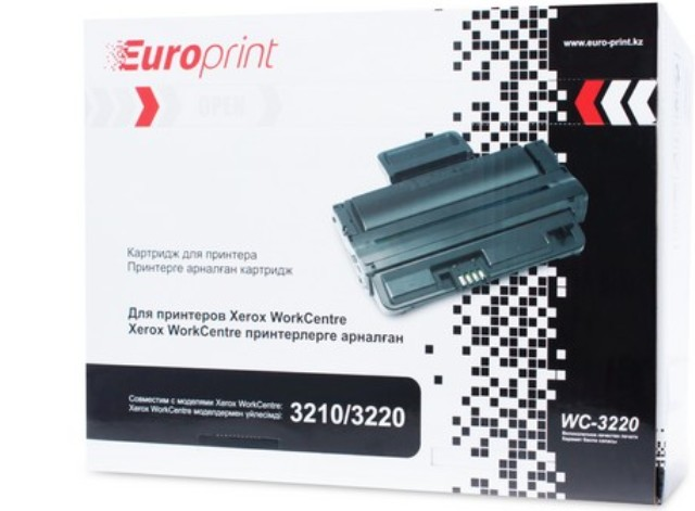 Картридж Europrint EPC-WC3220 для Xerox WorkCentre 3210/3220